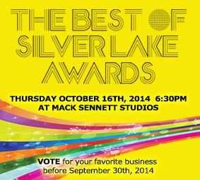 The Best of Silverlake Awards - Vote for your favorite business!