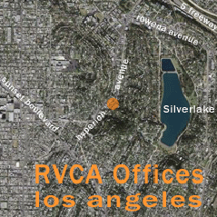 RVCA Offices map