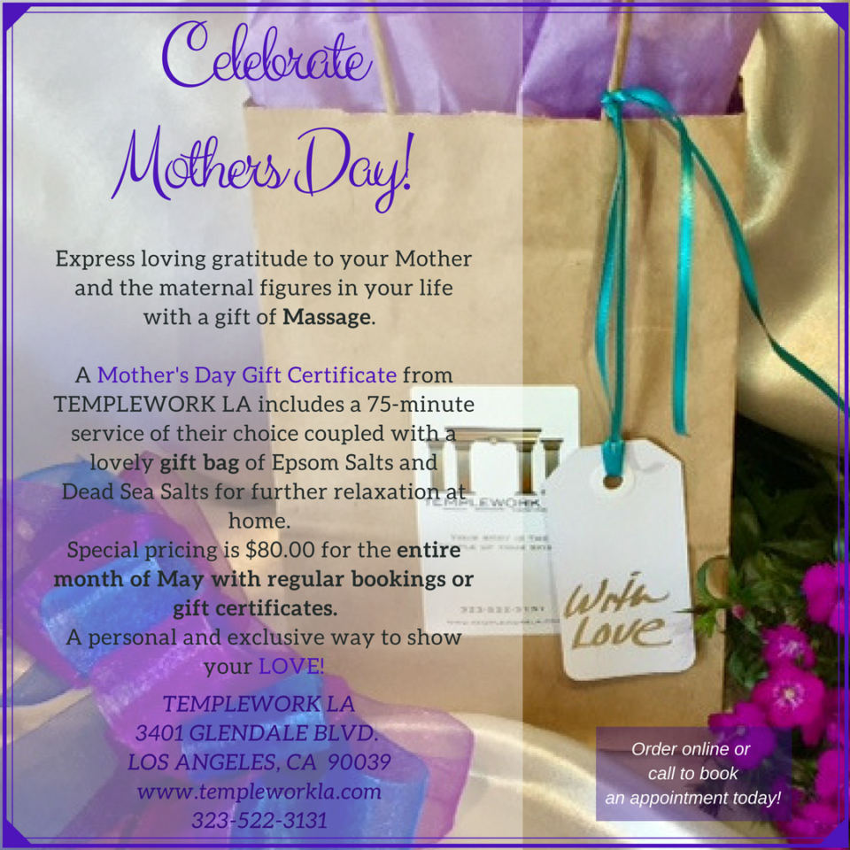 Templework Mother's Day Offer