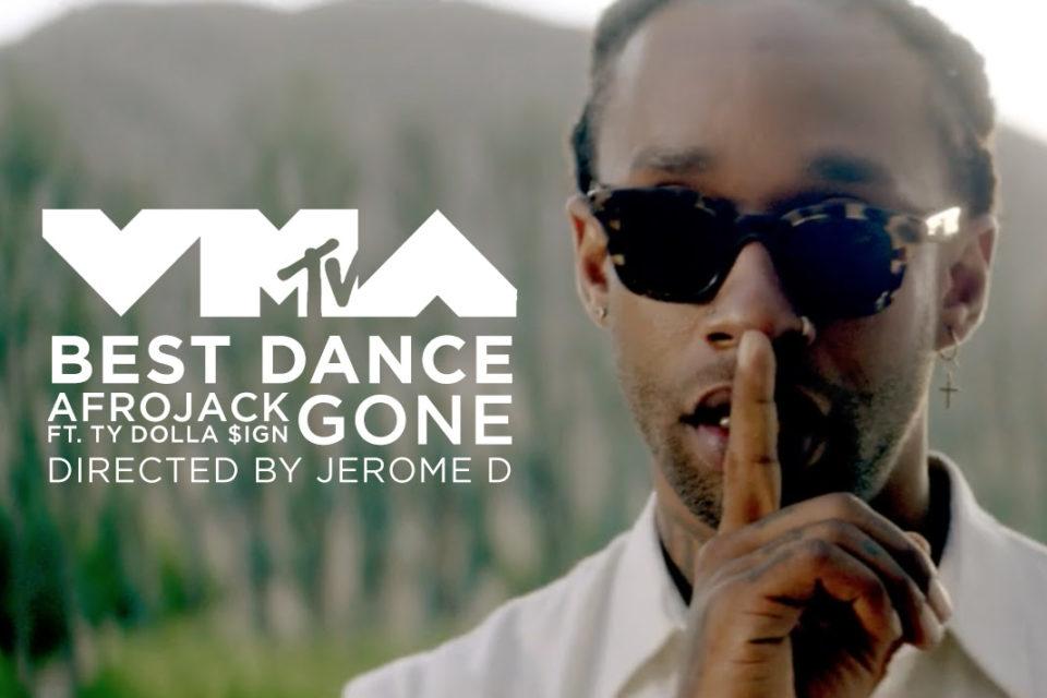 "AfroJack ft Ty Dolla $ign - ""Gone"" Nominated"