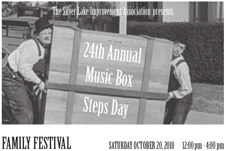 24th Annual Music Box Steps Day Silver Lake Chamber Of Commerce